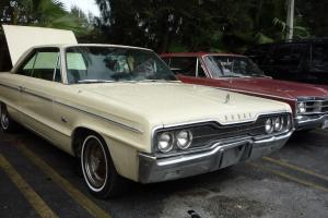 1966 Dodge Polara 2 doors - Classic Car