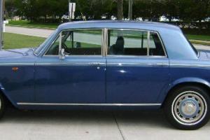 1977 Rolls Royce Silver Wraith II, Rides Like a Dream!