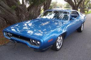 1971 Plymouth Roadrunner - Gorgeous Restoration 440