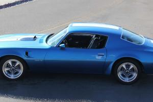 1974 Trans Am 400 4 spd 1970 Trans am look