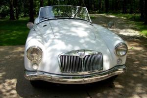 1957 MGA.   VERY NICE DRIVER.  SOLID