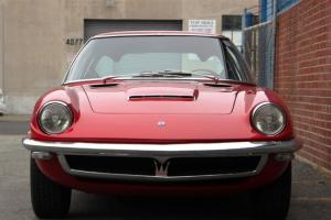 1968 Maserati Mistral 4.0 Coupe Outstanding Value Solid Body