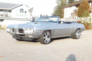 Pontiac : Firebird RAM AIR HO CONVERTIBLE 4 SPEED
