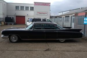 1960 CADILLAC FLEETWOOD V8 very original