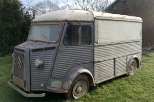 Citroen HY Van 2xSide opener Ideal catering Van