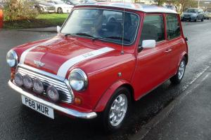 """ROVER MINI COOPER S 1.3 SI - 58,000 MILES - DRY STORED FOR 10 YEARS JUST MOT""""D."""