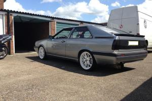 Classic Audi Coupe Left Hand Drive 1.8 turbo running project