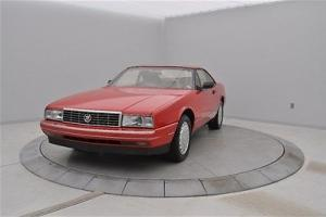 1989 PININFARINA 4.5L AUTO Bright Red hard top