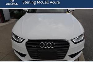 2013 Audi A4 4dr Sdn Auto quattro 2.0T Premium Plus Photo