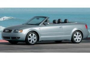 2005 2dr Cab Convertible 3.0L AWD 4-Wheel Disc Brakes 5-Speed A/T A/C ABS