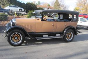 1925 Studebaker Big Six Duplex Phaeton 7Passenger