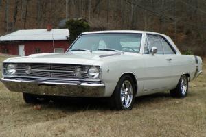 1968 Dodge Dart 2 Door Hardtop 360 V8 3 Speed Automatic