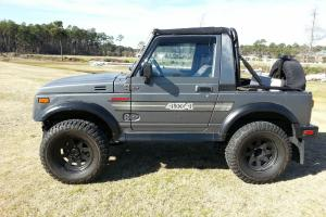 '88 SUZUKI SAMURAI FANTSTIC CONDITION BUILT ENGINE GREAT INTERIOR NICEST ONE YET