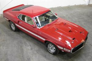 1969 Shelby GT500 Numbers Matching Documented 85,000 Miles