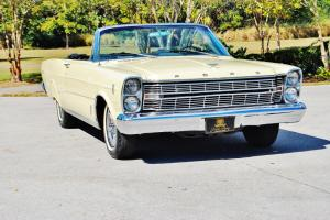 No reserve Simply beautiful 1966 Ford Galaxie 500 Convertible run's frives great