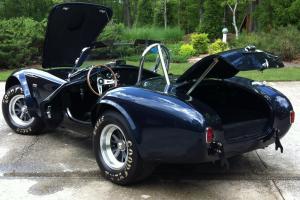 1965 Genuine Shelby Cobra CSX 6000 427 S/C Component/Roller Automobile