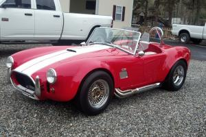 1966 AC COBRA 427 SIDE OILER FUEL INJECTED SHELL VALLEY KIT GREAT SHELBY CLEAN