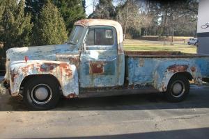 1953 international L110 pick up