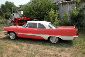 1957 DeSoto Firesweep Sportsman 2-door hardtop - A/C Photo