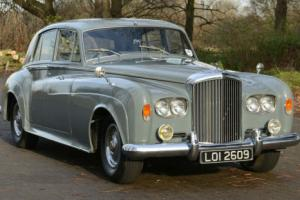 1964 Bentley S3. Driving superbly. Photo