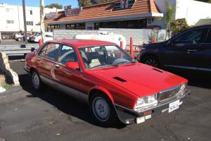 1989 Maserati 430i Base Coupe 2-Door 2.8L VERY LOW RESERVE