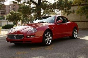 2005 Maserati Coupe 2dr Cambiocorsa F1 Fresh Service New Clutch Photo