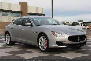 2014 Maserati Quattroporte S~Sports Package~Red Calipers~1.99% Financing OAC