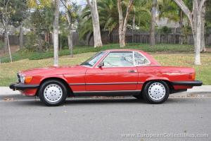 1989 Mercedes Benz 560 SL Roadster