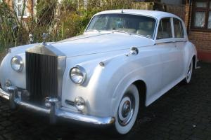 1961 ROLL ROYCE SILVER CLOUD II, RARE V8, 6.2L ENGINE (RHD)