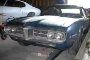 Pontiac : Firebird HO