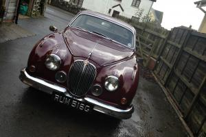 JAGUAR MARK 2 3.8