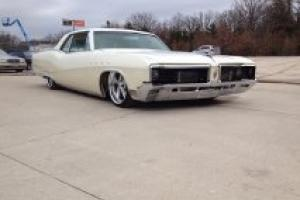 CUSTOM $100,000 BUILD. TURBO CHARGED TWIN INNNER COOLERS AIR RIDE VINTAGE AC