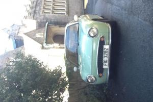 NISSAN FIGARO WITH 'FIG' NUMBER PLATE! Photo