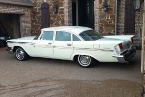 1959 Chrysler Windsor original barn find 36,000 miles 59 Saratoga Imperial Mopar