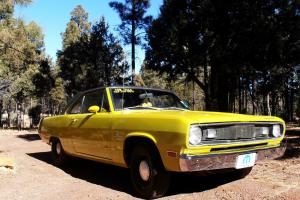 Plymouth Scamp 1971 Classic Muscle Car 360 CI      Bright and Built for Fun