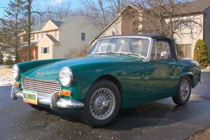 RARE MK III 1965 AUSTIN HEALEY SPRITE , GREAT CONDITION ARIZONA CAR! RUST FREE! Photo