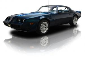 Numbers Matching Frame Up Restored Trans AM 400 4 Speed