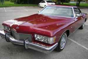 Buick Riviera Boattail Coupe