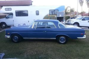 1968 Mercedes 280 SE Super clean Owned by Red Skelton 68 mercedes-benz 200 sl