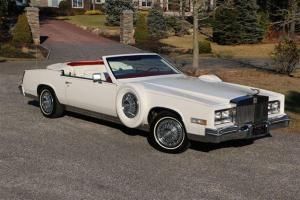 1979 Cadillac Eldorado Convertible For Sale~Gorgeous Color Combo~15,349 Miles!! Photo