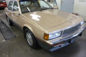 1987 Cadillac Cimarron Base Sedan 4-Door 2.8L