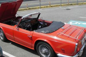 1966 Triumph TR4A Base 2.1L