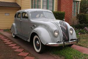 1936 DeSoto Airflow S2 Sedan