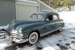 1949 Kaiser Deluxe Horizon Blue NO RESERVE