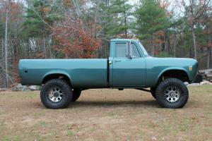 1974 international 1310 Pickup Truck Photo