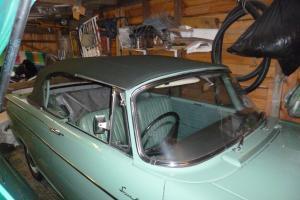 HILLMAN SUPER MINX CONVERTABLE CLASSIC CAR