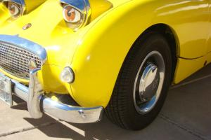 Yellow unrestored az car with one owner for 47 years, runs & drives good