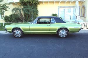 """1967 Mercury Cougar """"Dan Gurney Special"""" Rare Limited Edition Car of The Year"""