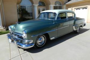 1954 Chrysler Windsor Deluxe  Beautifully Restored