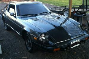 1983 Nissan 280ZX Turbo Coupe 2-Door 2.8L